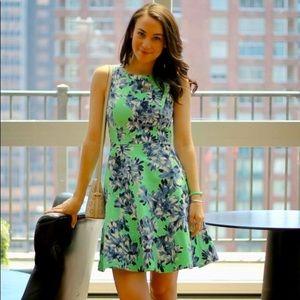 J. Crew Roz Floral Dress